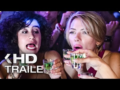 ROUGH NIGHT Red Band Trailer 2 (2017)
