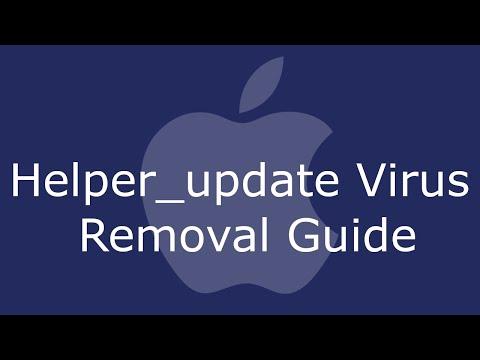 Helper_update Mac Removal