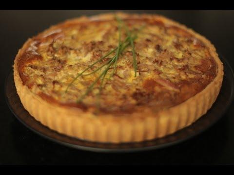 recette-de-la-tarte-au-thon,-poivron-et-herbes-par-hervé-cuisine