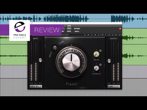 Review Of Waves Greg Wells PianoCentric Plug-in