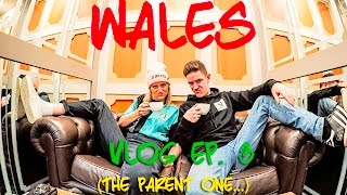 Kinging-It Wales Vlog Ep. 3: Being Parents | Parcels | Wahaca | Cardiff