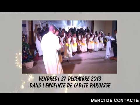VIDEO CONCERT AURORE 27 DEC 2013 A LA PAROISSE SAINT AUGUSTIN INTRO flv