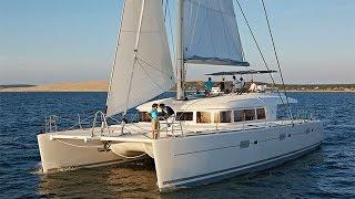 Lagoon 620 Catamaran available for charter