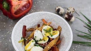 TETOVANÝ CHEF: Snídaně s křepelčími vajíčky