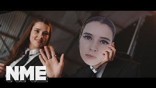 Walk on stage with Confidence Man at Lowlands Festival 2018