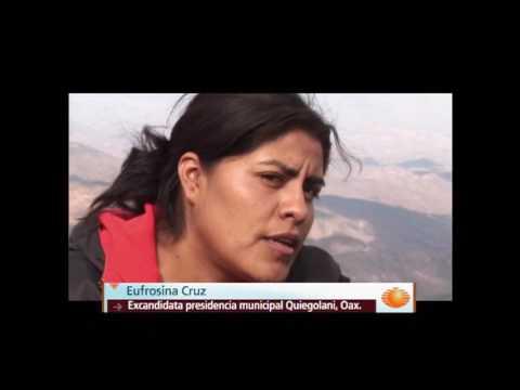 Punto de Partida con Denise Maerker - Eufrosina Cruz 2008 streaming vf