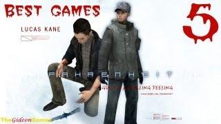Best Games: Прохождение Fahrenheit [Indigo Prophecy] (HD) - Часть 5 (Страхи и фобии)