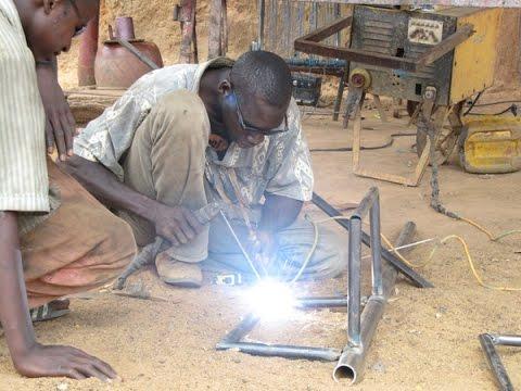 2011 Foroba Yelen Mali Solar Light Summer Project