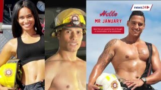 WATCH: Cape Town firefighters strip down for a good cause
