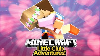 LITTLE KELLY & LITTLE DONNY'S BEST MOMENTS TOGETHER!!! - Minecraft Little Club Adventures