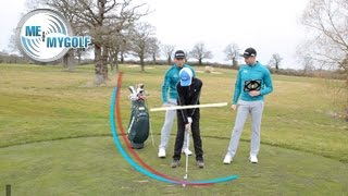 LOWER BODY AND HIPS IN THE GOLF SWING
