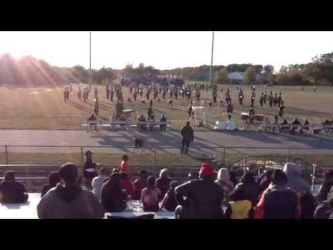 Pine Forest High School Marching Band OOS 2012
