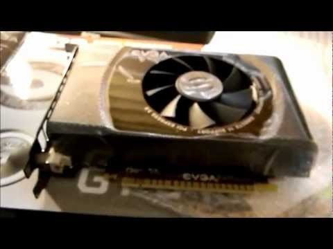 EVGA GeForce GT 640 2GB Kepler Direct X 11 Graphics Card First Look & Unboxing - CokedUpCanary
