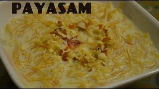 TRADITIONAL SENAGAPAPPU PAYASAM/andhra style vermicelli,chana dal payasam