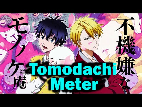 Fukigen Na Mononokean OP [The Super Ball-Tomodachi Meter] |FAN MADE|