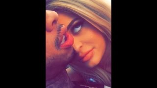 KYLIE JENNER WITH TYGA SNAPCHAT VIDEOS 1