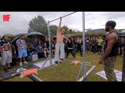 Crazy Freestyle Calisthenics Show – Street Workout London 2014