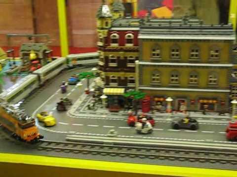 7f1eb86cc Exposição Lego @ El Corte Inglés - YouTube