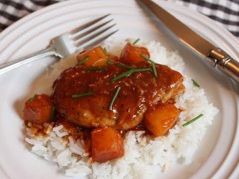 Sweet And Sour Pork Recipe - Sweet And Sour Pork Tenderloin