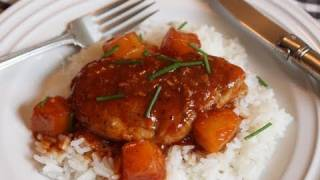 Sweet And Sour Pork Recipe - Sweet And Sour Pork Tenderloin
