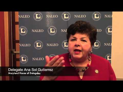 Ana Sol Gutierrez on Federal Budget Cuts