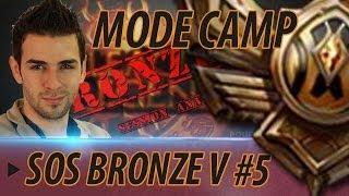 SOS BRONZE 5 #5 - LA TECHNIQUE DU CAMP MID FIGHT A DOMICILE GG BRONZE TRAP