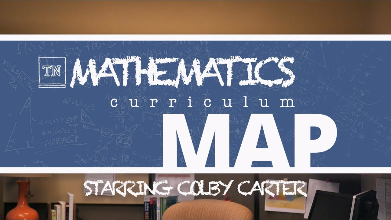 Tennessee Adult Education Math Curriculum Map