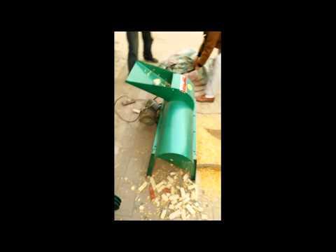 small size automatic machine to thresh corn/maize/sheller machine/thresher equipment