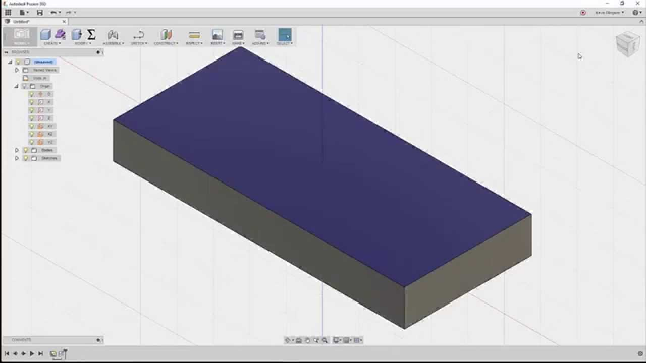 Fusion 360 - Changing Workspace View Orientations