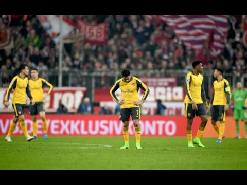 AFTVextra Bayern Munich 5-1 Arsenal | Live Review
