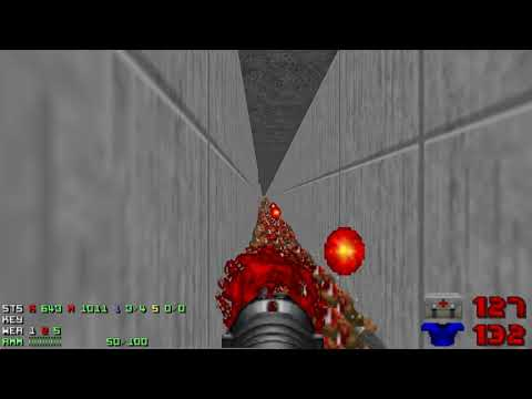 Doom 2 NoYe Level 20 UV [TAS] Max in 7:56 (Grayaholic)