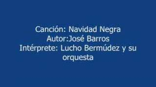 JOSE BARROS - NAVIDAD NEGRA -- MUSICA COLOMBIANA