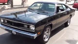 1970 Plymouth Duster $32,900.00