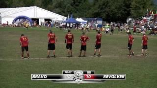 WUCC 2014 | Denver Johnny Bravo vs San Francisco Revolver (Open Semifinal)