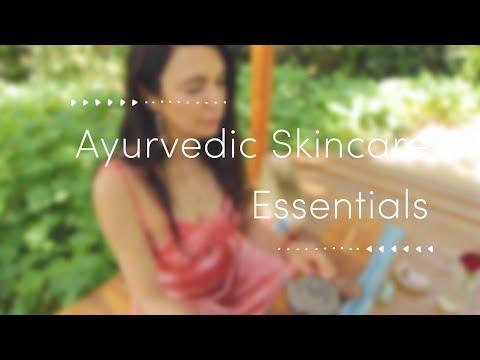 Shiva Rose  Ayurvedic Skincare Essentials