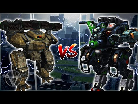 WR 🔥 Cossack VS Behemoth - Can It Stand Against A LEGEND ??  War Robots