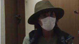 中川俊直議員の妻・・テレビ取材受け・・正座で謝罪!! 中川俊直 検索動画 25