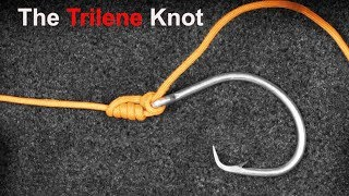 How to Tie the Trilene Knot