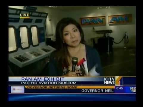 Pan Am Exhibit Pacific Aviation Museum Pearl Harbor