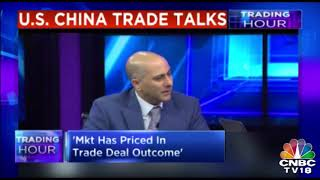 U.S. China Trade Talks: See Positive Vibes Ahead Of March 1 Deadline, Says MD Of Nomura