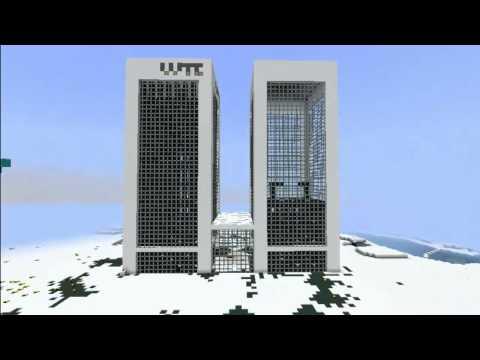 Minecraft Timelapse - Minecrafters #1 (World Trade Center Zaragoza)