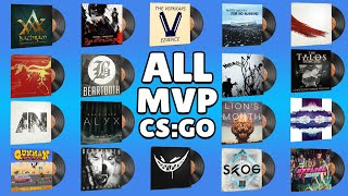 CS:GO - All MVP Music