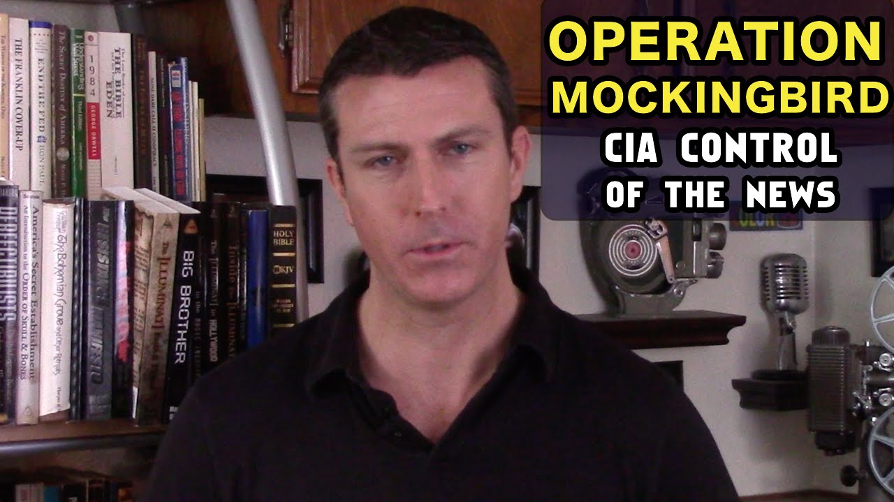 Operation Mockingbird: CIA Control of Mainstream Media - The Full Story