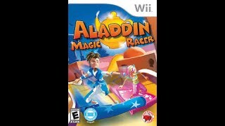 Aladdin Magic Racer - Nintendo Wii - WiiQUEST #022
