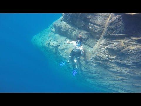 Lake Cresent Free Diving
