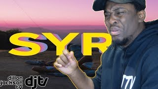 "JADEN SMITH - ""SYRE"" FIRST REACTION/REVIEW!!!"