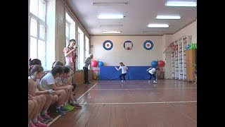 Курские школьники сдали нормы ГТО