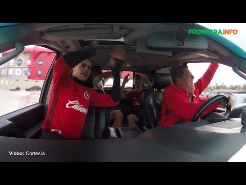 Carpool Karaoke con el equipo Xoloitzcuintle