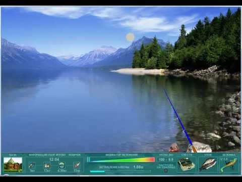 Игра Русская Рыбалка 3 рыболовный симулятор Скачать
