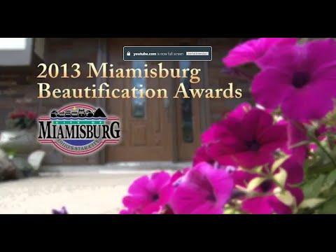 Miamisburg City Beautiful Awards